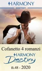 Cofanetto 4 Harmony Destiny n.48/2020 - Harmony Destiny ebook by Joanne Rock, Rachael Stewart, Maureen Child,...