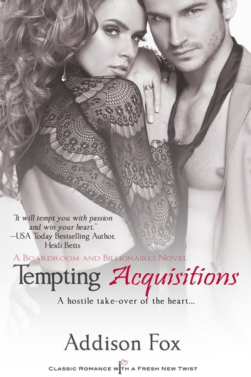Tempting Acquisitions ebook by Addison Fox