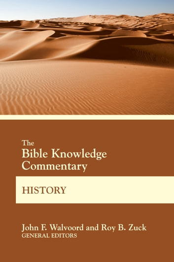 The Bible Knowledge Commentary History ebook by