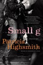 Small g: A Summer Idyll ebook by Patricia Highsmith