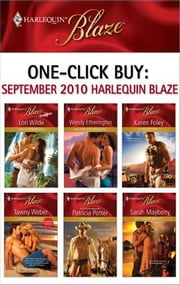 One-Click Buy: September 2010 Harlequin Blaze - Sweet Surrender\Her Private Treasure\Hot-Blooded\Riding the Waves\The Lawman\Hot Island Nights ebook by Lori Wilde,Wendy Etherington,Karen Foley,Tawny Weber,Patricia Potter,Sarah Mayberry