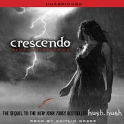 Crescendo audiobook by Becca Fitzpatrick
