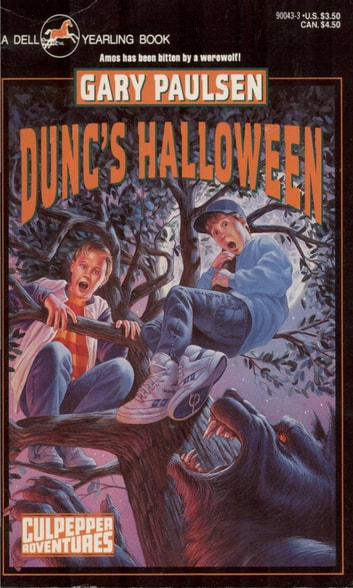 DUNC'S HALLOWEEN ebook by Gary Paulsen