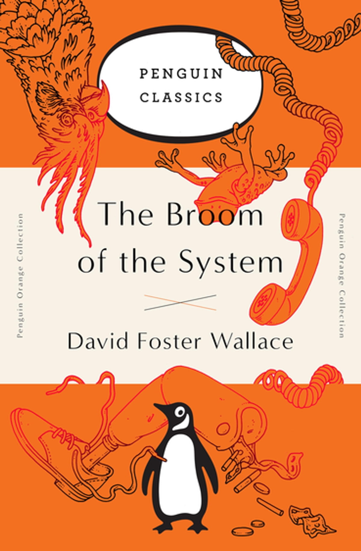 Ebook The Broom Of The System By David Foster Wallace