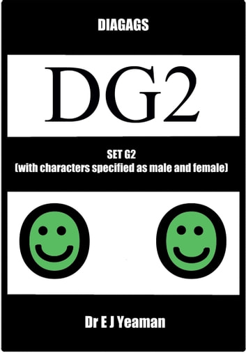 Diagags Set G2 (with Characters Specified as Male and Female) ebook by Dr E J Yeaman