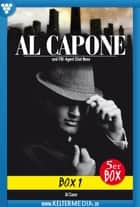 Al Capone 5er Box 1 - Kriminalroman - E-Book 1-5 ebook by Al Cann