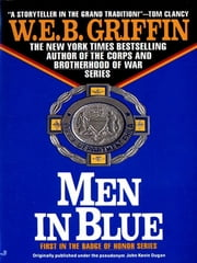 Men in Blue ebook by W.E.B. Griffin