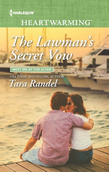 The Lawman's Secret Vow - A Clean Romance ebook by Tara Randel
