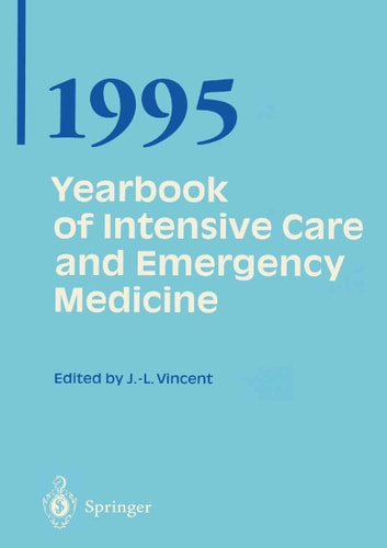 Yearbook of Intensive Care and Emergency Medicine ebook by Jean-Louis Vincent