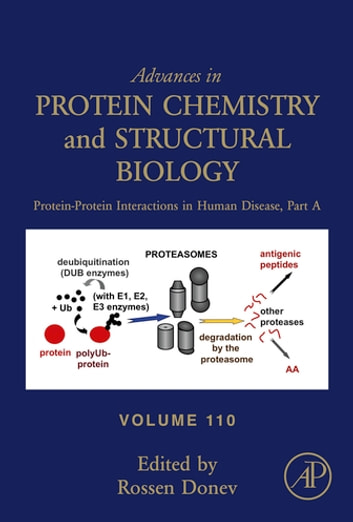 Protein-Protein Interactions in Human Disease, Part A ebook by Rossen Donev