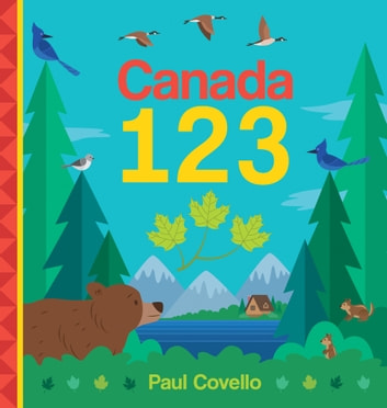 Canada 123 ebook by Paul Covello