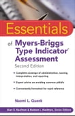 Essentials of Myers-Briggs Type Indicator Assessment