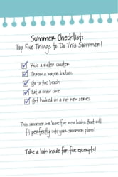 Summer of Firsts - Free Middle-Grade eSampler ebook by Coco Simon,Zoe Evans,P.J. Night,Katie Davis,Caro King