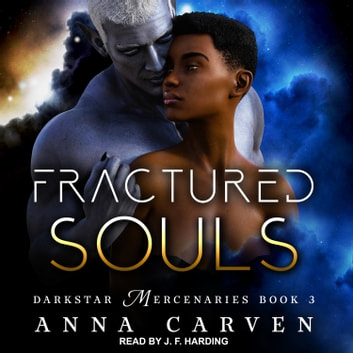 Fractured Souls audiobook by Anna Carven