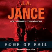 Edge of Evil audiobook by J. A Jance