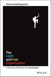 The Light and Fast Organisation - A New Way of Dealing with Uncertainty ebook by Patrick Hollingworth
