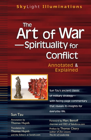 The Art of WarSpirituality for Conflict - Annotated & Explained ebook by Thomas Huynh
