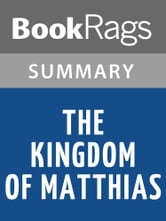 the kingdom of matthias Written by paul e johnson, sean wilentz, narrated by noah michael levine download the app and start listening to the kingdom of matthias today - free with a 30 day.