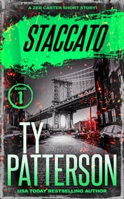Staccato - A Covert-Ops Suspense Action Novella ebook by Ty Patterson