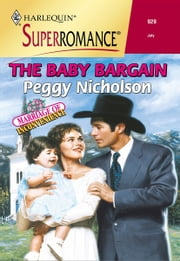 The Baby Bargain ebook by Peggy Nicholson