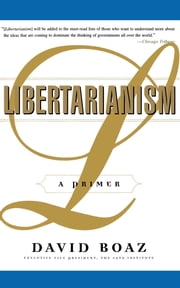 Libertarianism ebook by David Boaz