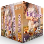 The Friessens - (Books 1 - 5, Boxed Set) ebook by Lorhainne Eckhart