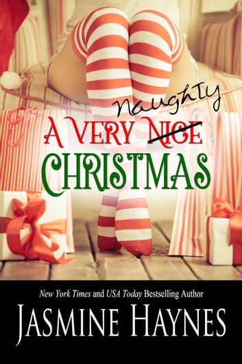 A Very Naughty Christmas - Naughty After Hours, Book 8 ebook by Jasmine Haynes,Jennifer Skully