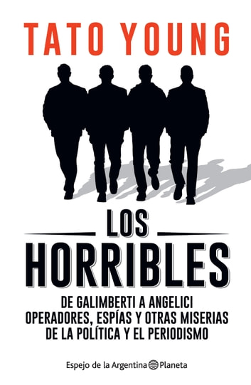 Los horribles ebook by Tato Young
