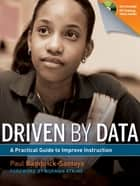 Driven by Data ebook by Paul Bambrick-Santoyo
