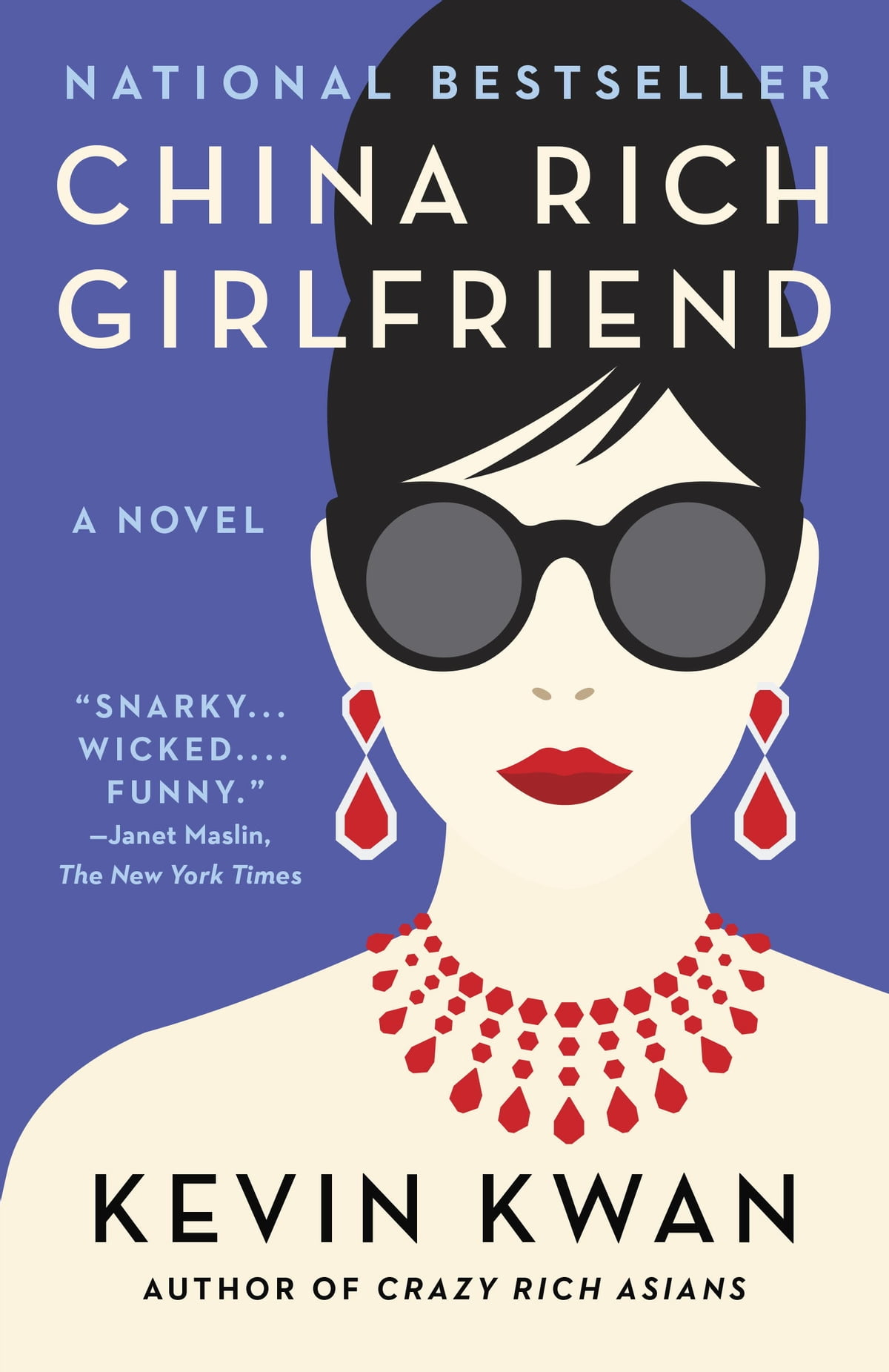 China Rich Girlfriend  A Novel Ebook By Kevin Kwan