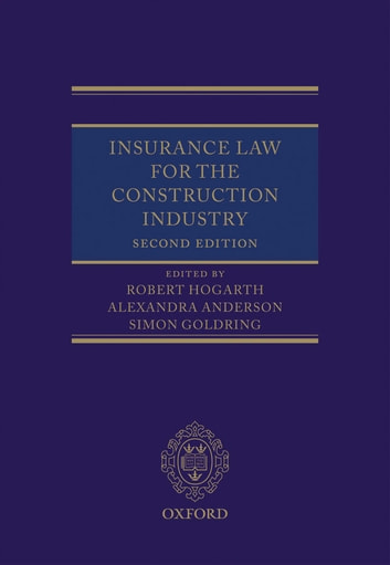 Insurance Law for the Construction Industry ebook by