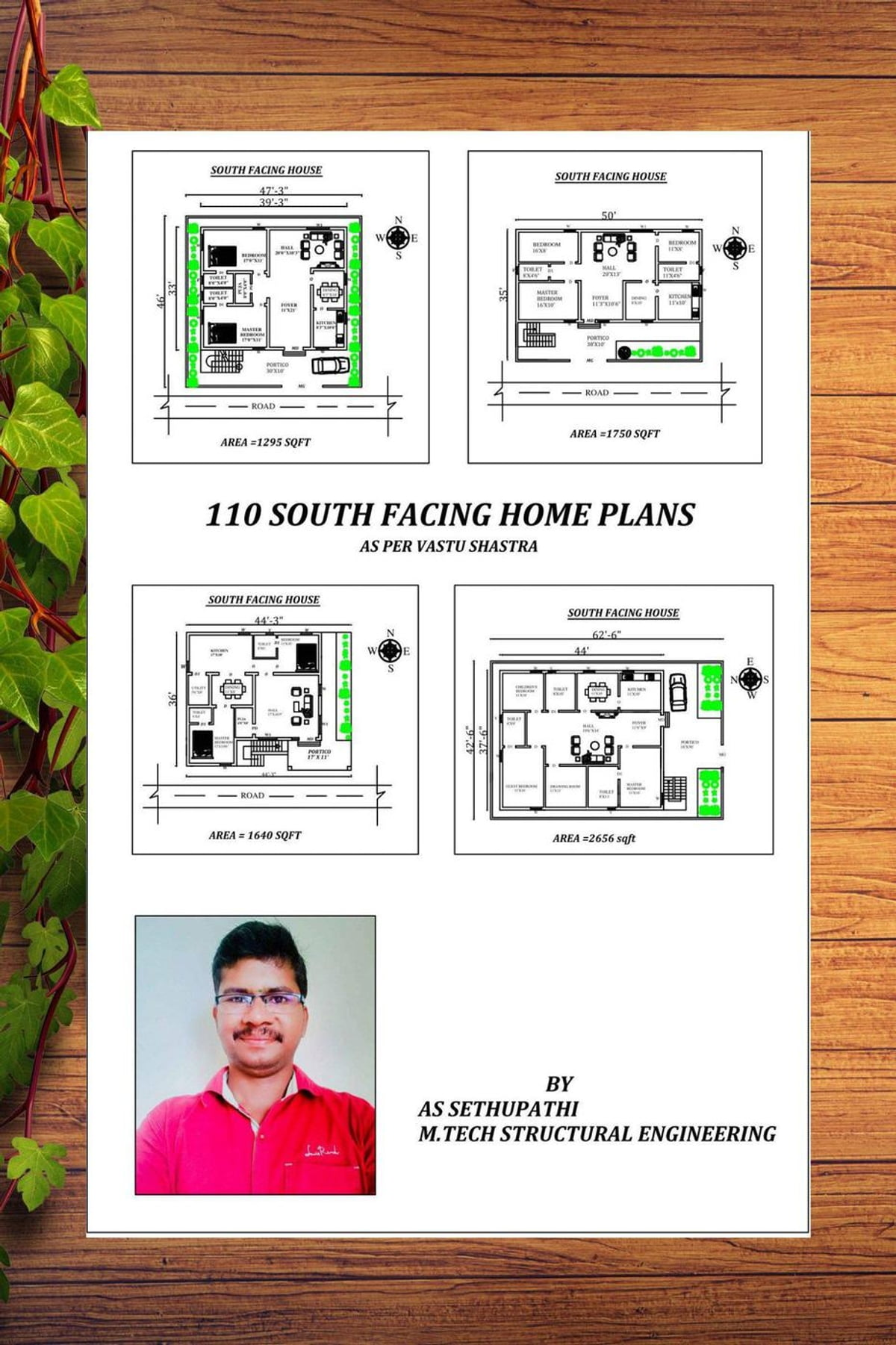 110 South Facing Home Plans As Per Vastu Shastra Ebook By A S Sethu Pathi 9781393532958 Rakuten Kobo United States
