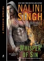 Whisper of Sin ebook by Nalini Singh