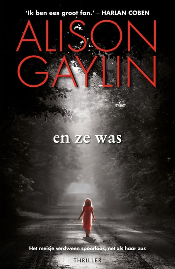 En ze was ebook by Alison Gaylin