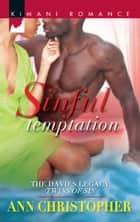 Sinful Temptation ebook by Ann Christopher