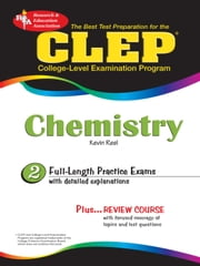 CLEP Chemistry ebook by Kevin Reel