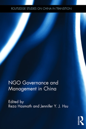 NGO Governance and Management in China ebook by