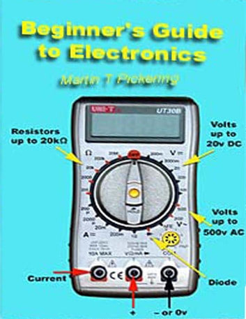beginners guide to electronics ebook by martin pickering rh kobo com Electronic Projects for Beginners electronics guide for beginners