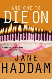 And One to Die On ebook by Jane Haddam
