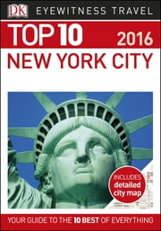 Top 10 New York City ebook by DK