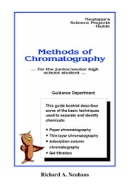 Methods of Chromatography ebook by Richard A. Neuhaus