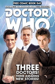 Doctor Who: Free Comic Book Day ebook by Nick Abadzis, Al Ewing, Robbie Morrison,...