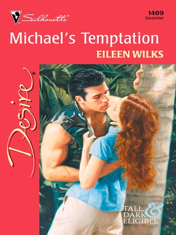 Michael's Temptation ebook by Eileen Wilks