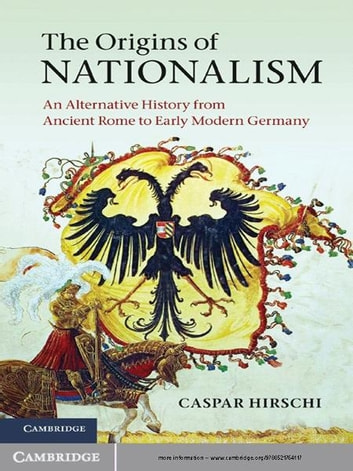 nationalism and the origins of world Consequently, nationalism found in the rest of the world is an adapted/acculturated this understanding of the origin of nationalism is widely shared among.