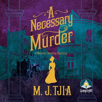 A Necessary Murder audiobook by M.J. Tjia