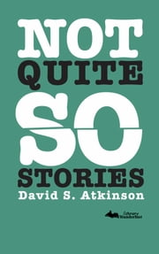 Not Quite So Stories ebook by David S. Atkinson