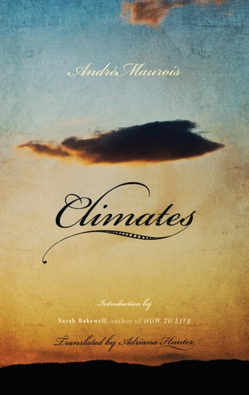 Climates ebook by Andre Maurois