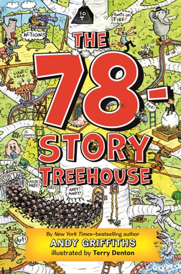 The 78-Story Treehouse ebook by Andy Griffiths