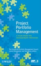 Project Portfolio Management ebook by EPMC, Inc.