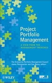Project Portfolio Management - A View from the Management Trenches ebook by EPMC, Inc.